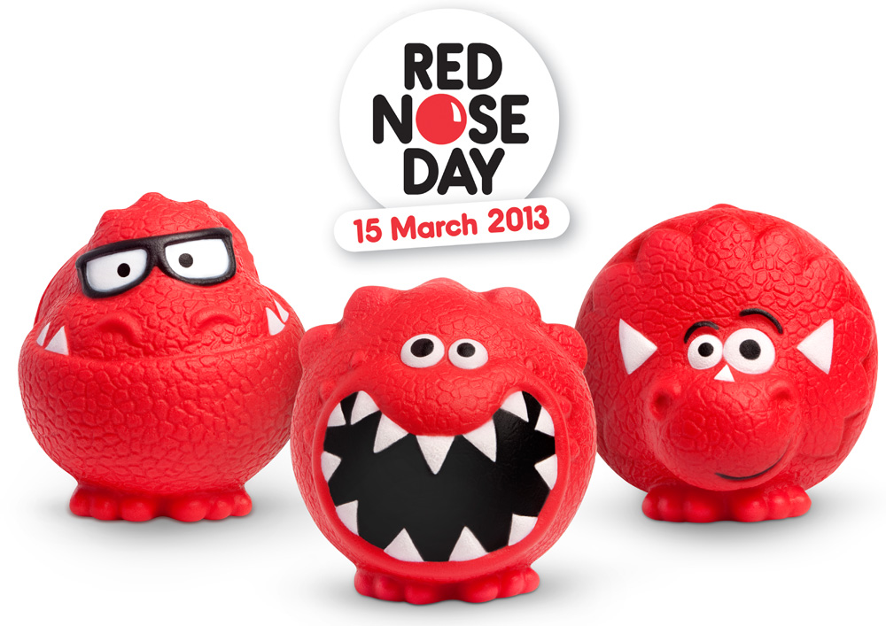 red nose day 2013 � dinosesaurs