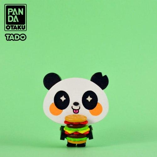 pandaburger700